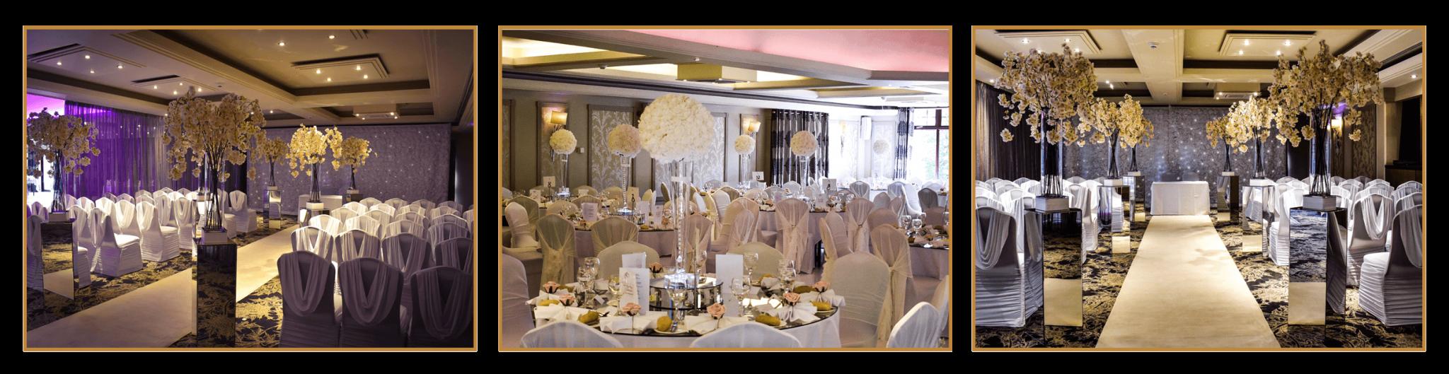 Dalziel Park Hotel Lanarkshire Wedding