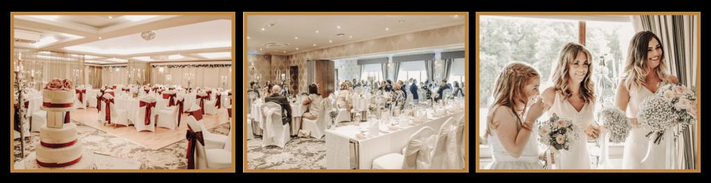 Dalziel Park Hotel Lanarkshire Asian Wedding
