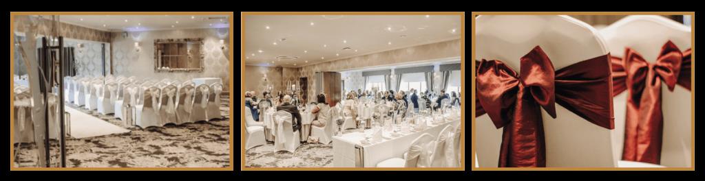 Dalziel Park Hotel Lanarkshire Motherwell Wedding