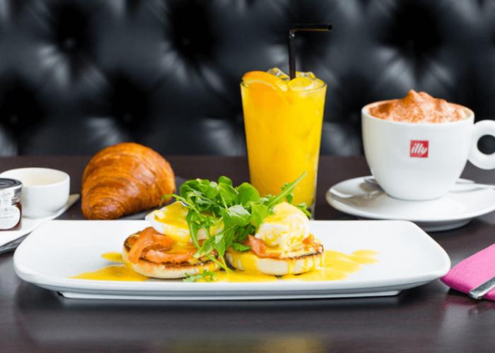 Dalziel Park Hotel Lanarkshire Motherwell Food Breakfast Restaurant